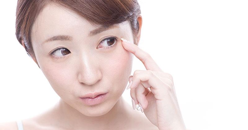 目の下のヒアルロン酸注射